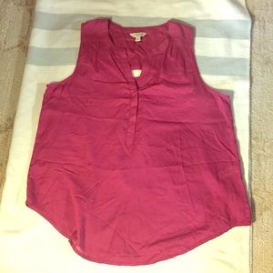 LUCKY BRAND SLEEVELESS TOP